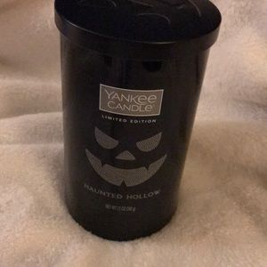 Yankee Candle 🕯 Limited Edition Haunted Hollow